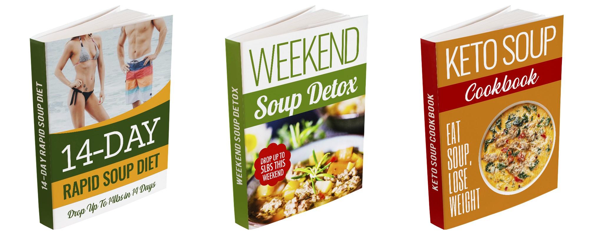 weekend soup detox